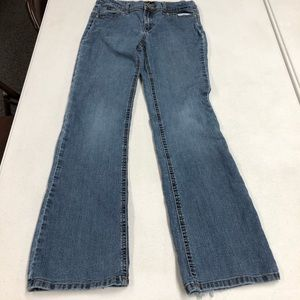 Jordache 16 Regular Bootcut Girls Jeans